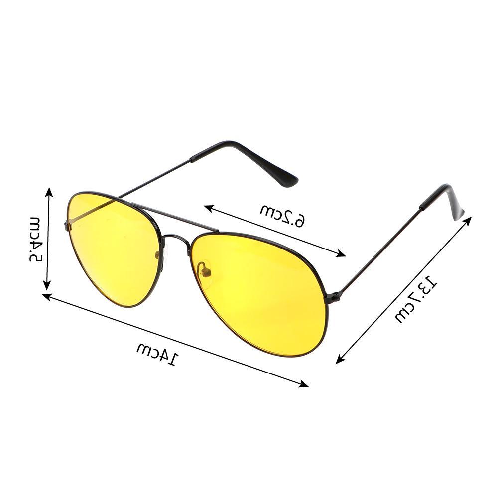 Night Gears Sunglasses Drivers Goggles