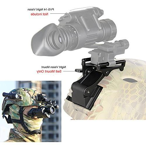Night Vision Goggles Mount for Full Metal Tactical Helmet Mount