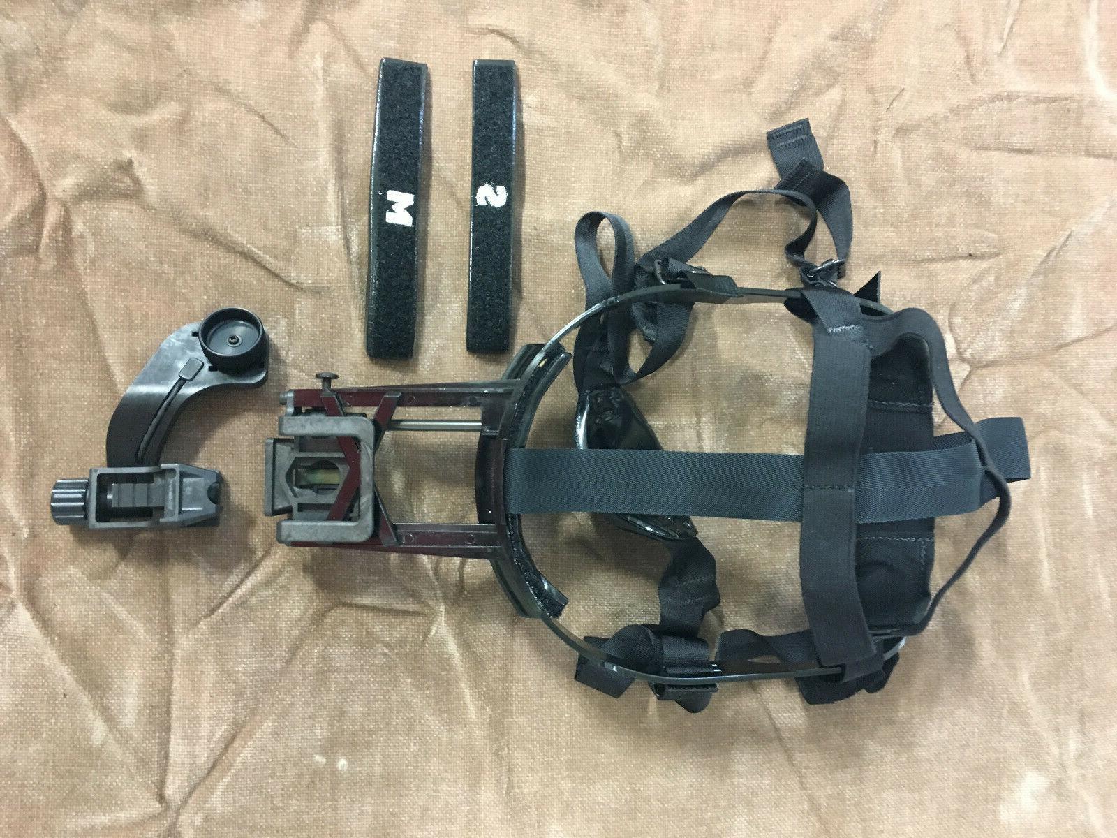 night vision head mount w j arm