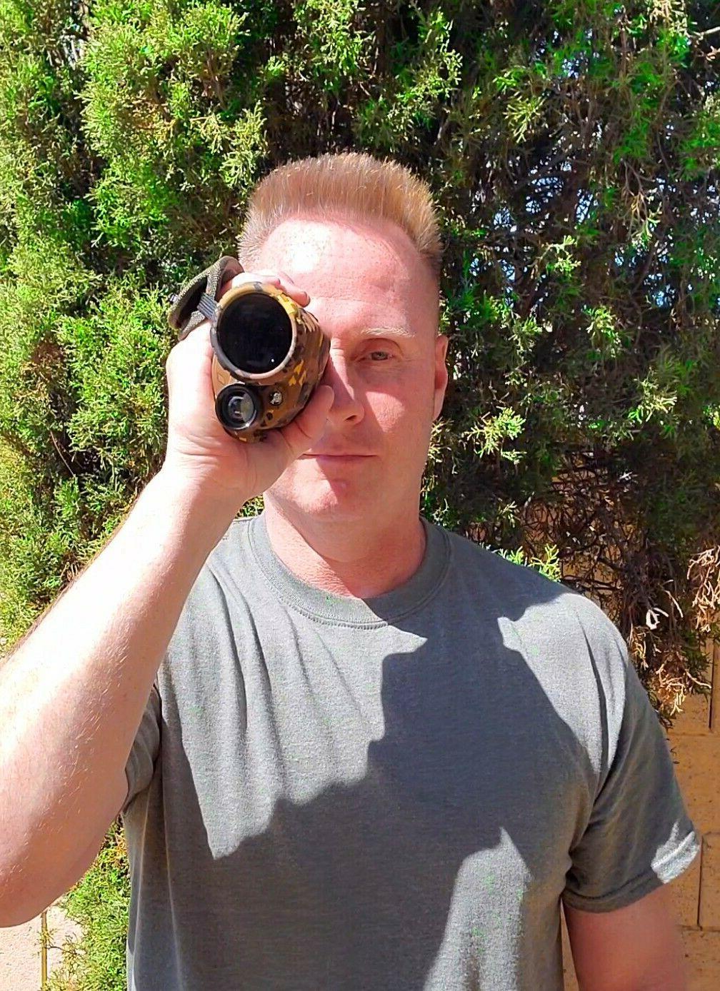 Night Vision INFRARED video camera 5x40 Monocular Surveillance