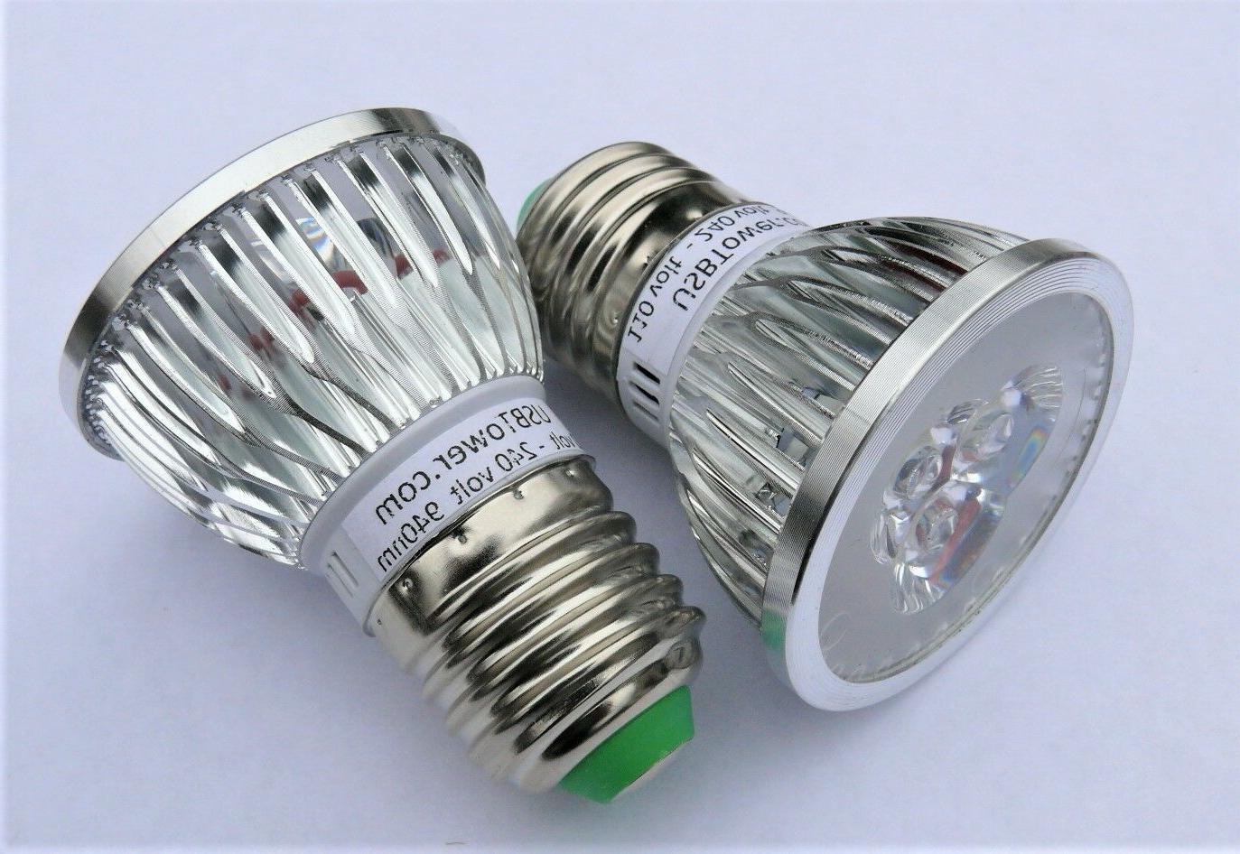 LED Night Illuminator Lamp 940nm IR Bulb