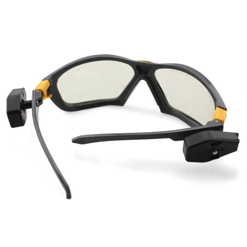 night vision led glasses protection work safety