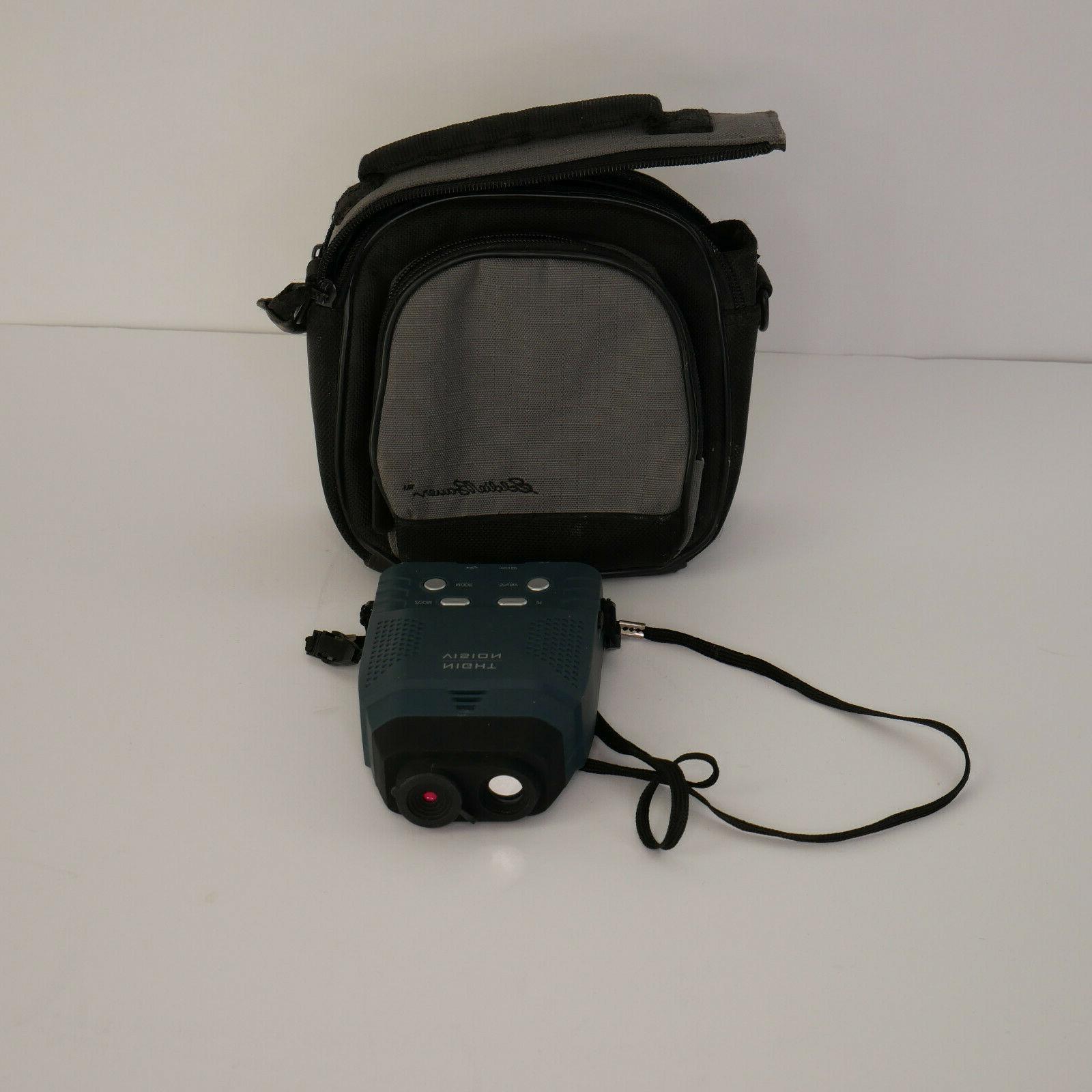 night vision monocular 2x blue infrared camera