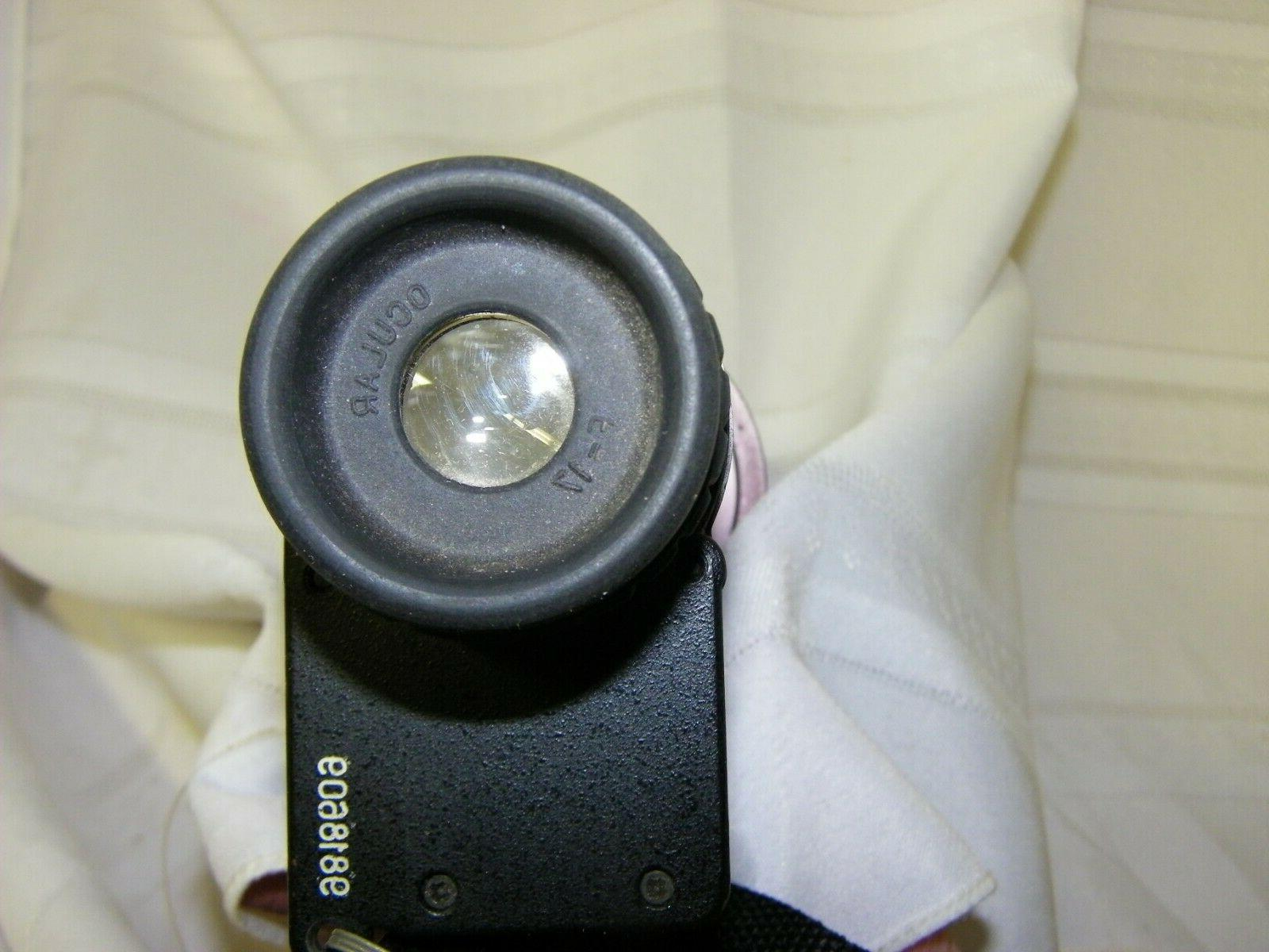 Night Monocular by Moonlight Inc. Cyclop-1 made