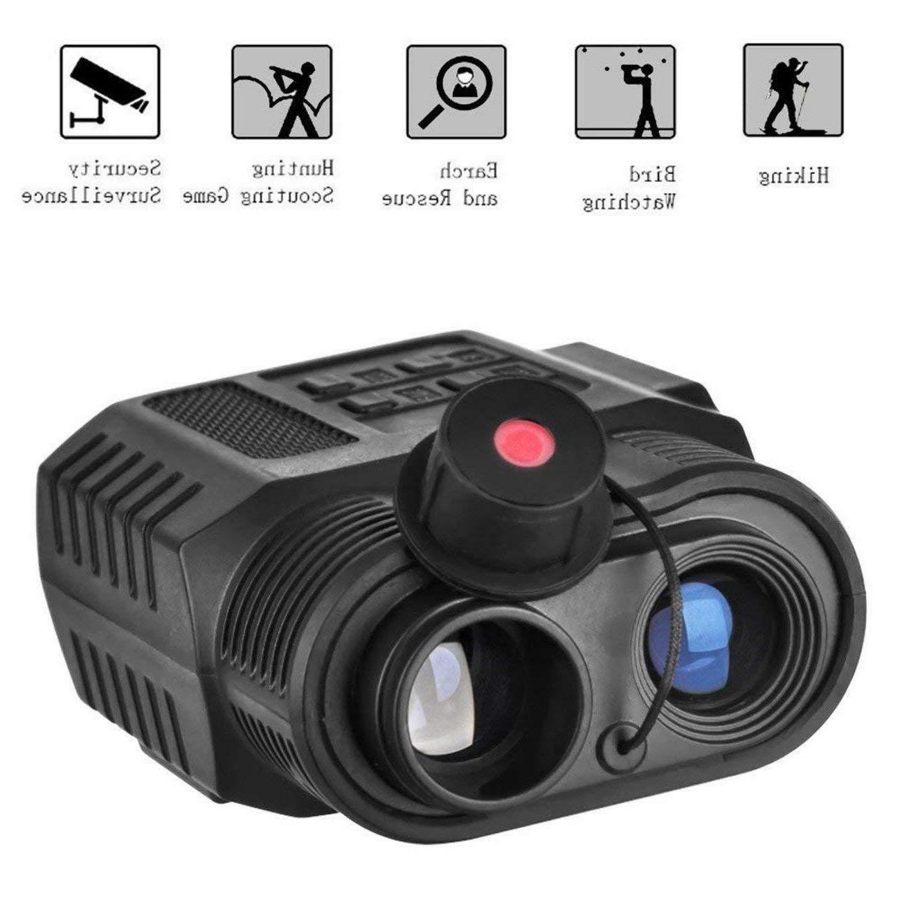 Night Vision Monocular, Digital Hunting