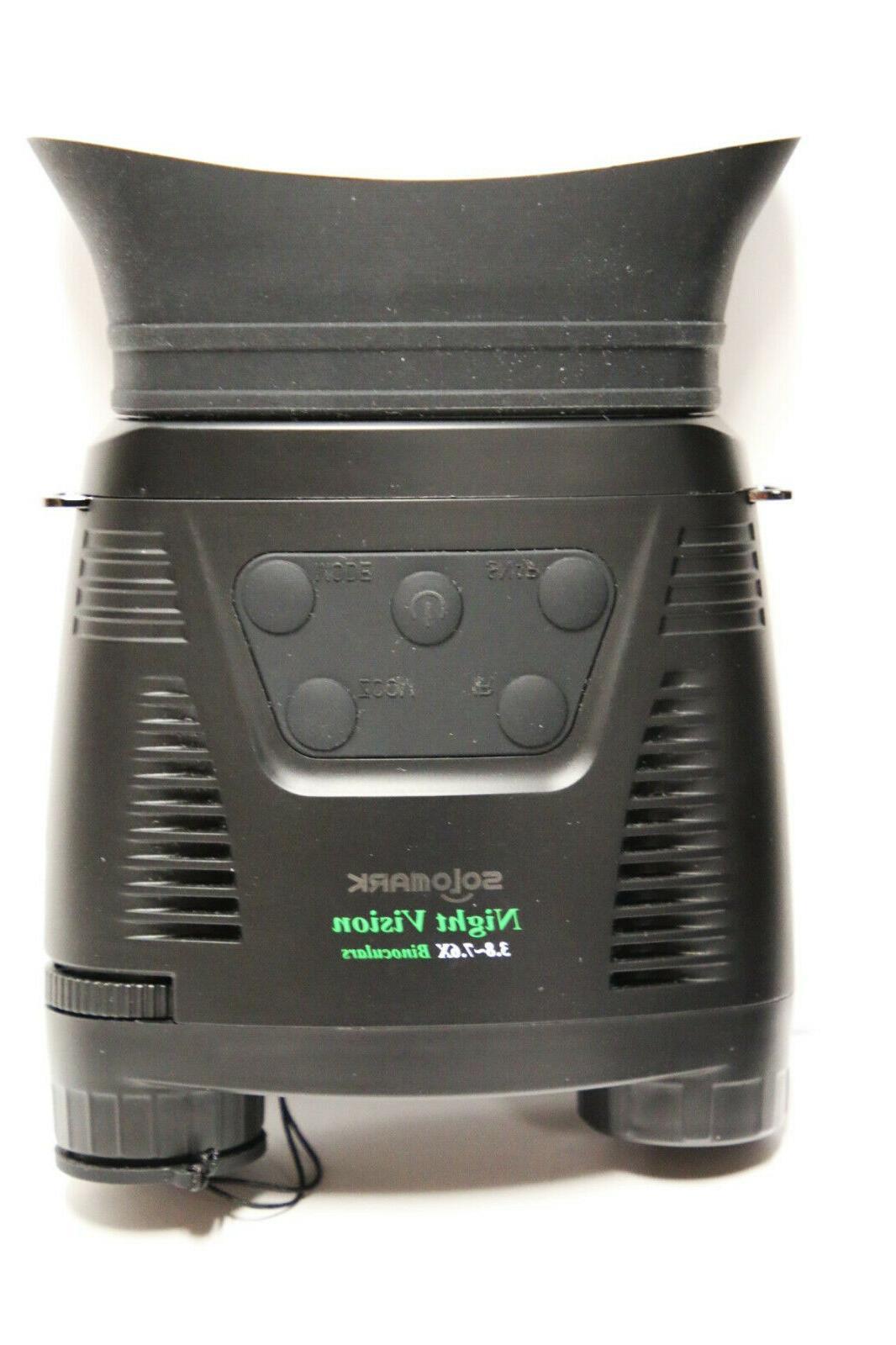 Solomark Night Vision 3.8-7.6x