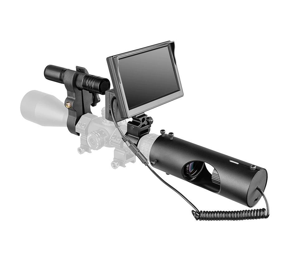 Night Hunting Sight Advanced 850nm Camera DIY