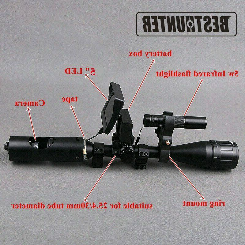 Night Vision Riflescope Outdoor Hunting Sight Tactical Digital