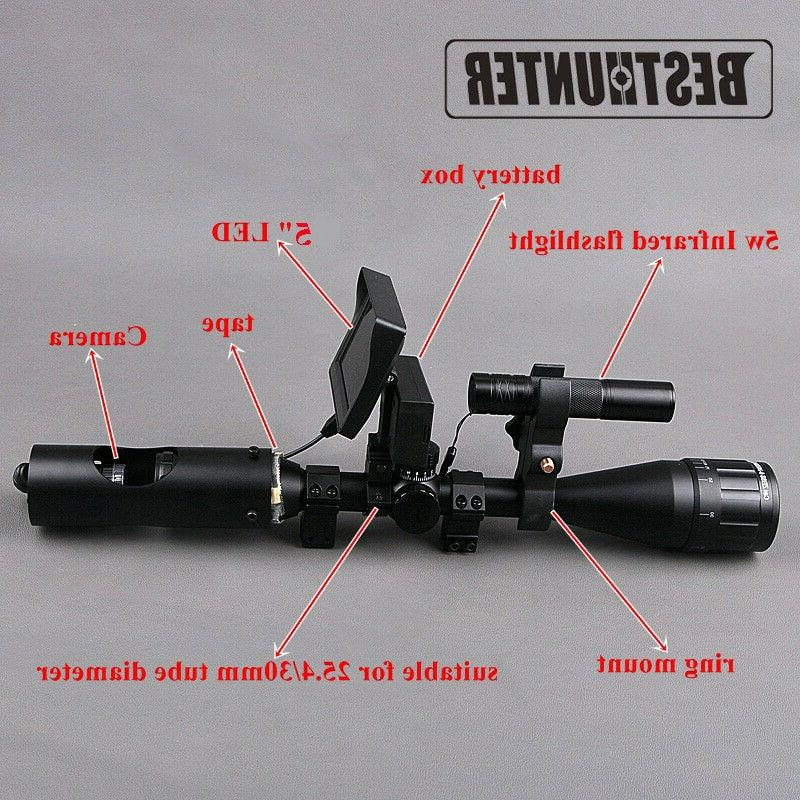 Night Hunting Scopes Optics Sight Tactical Infrared