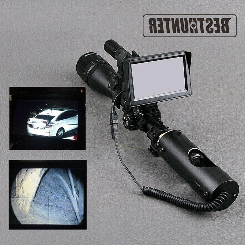 Night Vision Hunting Scopes Tactical Infrared