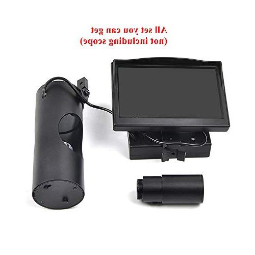 Digital Night Vision Camera and Display Screen