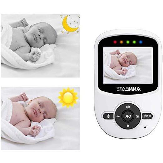 "Night Vision 2.4"" Camera Temperature 960ft Talk 2.4Ghz"