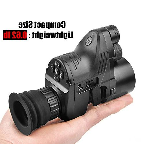 Including Day&Night Night Vision or Observation Multi-Functional