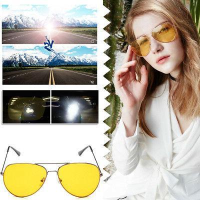 Night Driving View Sunglasses Glasses Eye