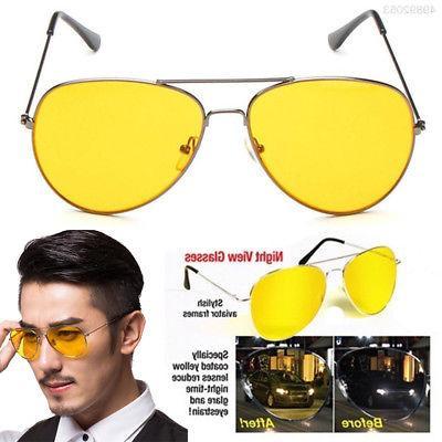 Night Vision View Sunglasses Shades Glasses