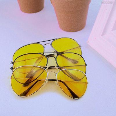night vision yellow driving view sunglasses shades