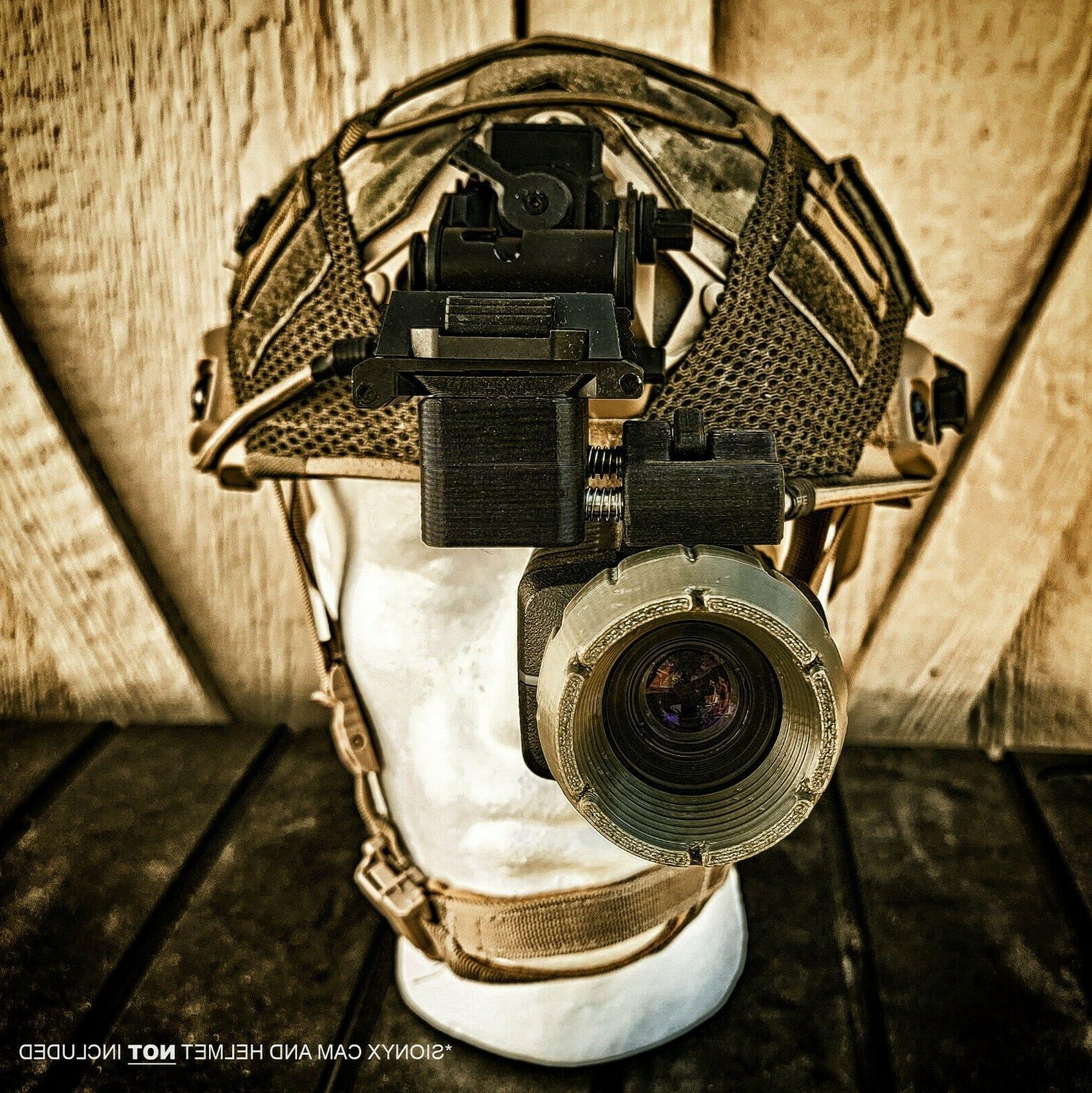 Nightwatch Helmet Night Vision NVG NODS