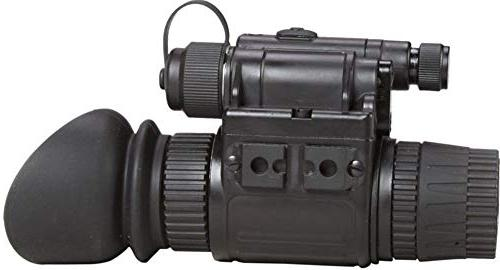 Armasight NSMNYX14M539DA1 3A Gen 3 Multi-Purpose Vision 1x 51° View, Focus Range 0.25m to Infinity, Eye