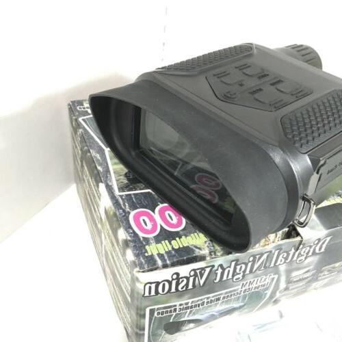 Bestguarder 7X31mm Digital Night Vision 2 TFT and