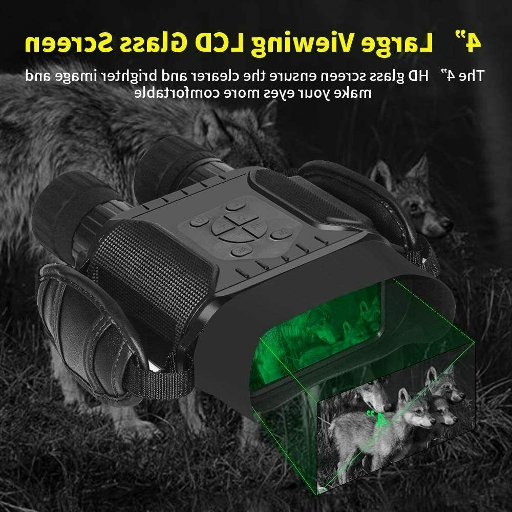 Bestguarder NV-900 Night Vision Goggles with