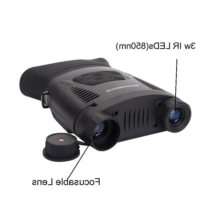 WILDGAMEPLUS <font><b>Vision</b></font> <font><b>Binoculars</b></font> Zoom IR Hunting <font><b>Night</b></font> Hunter