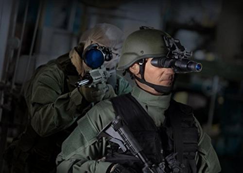 Armasight Nyx-7 Night Vision Goggle 2+ Quick Definition White