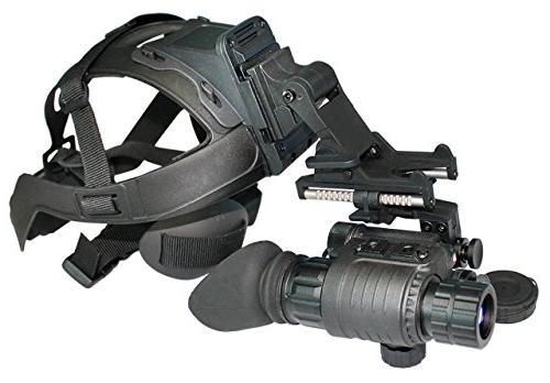 Bering Optics Tactical Night Monocular, Black, 4.5inx2.4inx1.7in,