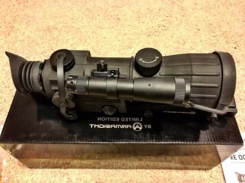 Armasight OPMOD 3x Night Vision Riflescope + Illuminator GEN1RS