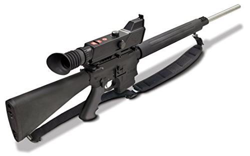 Night Digital Night Riflescope with IR NIGHTSHOT
