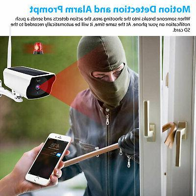 Outdoor Wireless Camera 1080P Security Vision