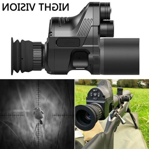 PARD NV007 Hunting Night Vision Riflescope Optics 800x600 Sc