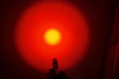 Pen Red Light Flashlight Astronomy Night Aviation