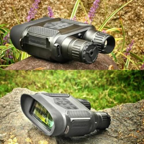 Solomark Night Vision Binocular NV400 IR Digital Infrared