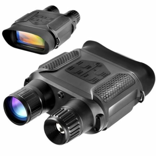 night vision binocular nv400 hd ir photo