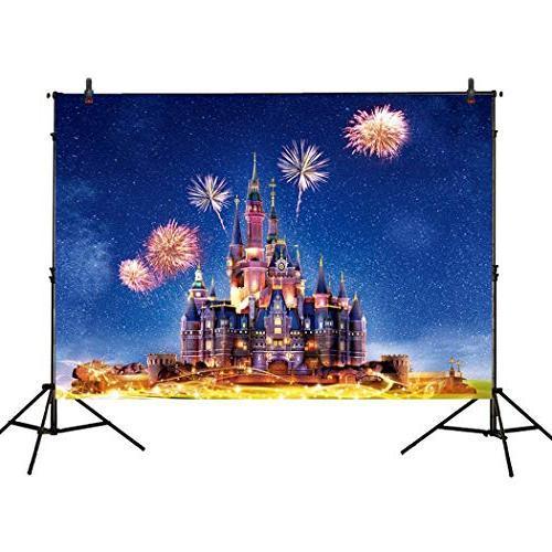 photography backdrops magical galaxy princess