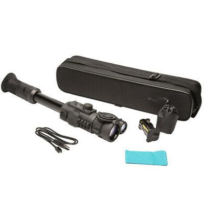 Sightmark Photon Digital Night Vision Riflescope, 4.5x42S, Black