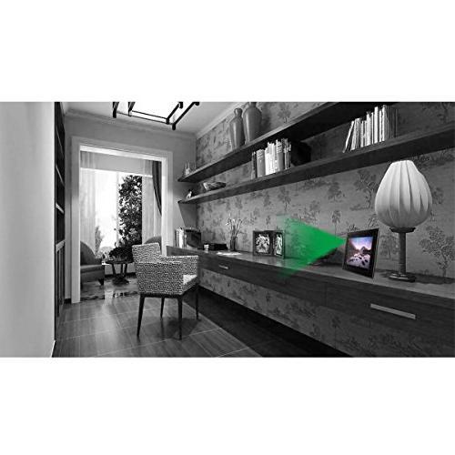 MAGENDARA 720P Camera Card,Motion Detection Security Camera Nanny with Night Vision