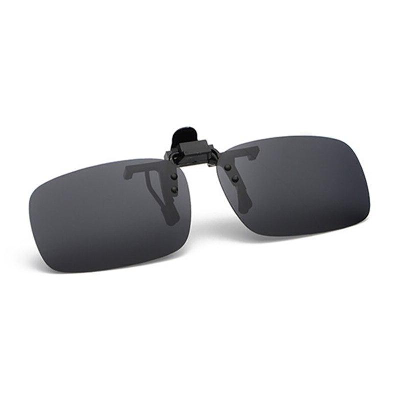 Polarized Clip <font><b>Vision</b></font> for Men Women Clip <font><b>on</b></font> Sunglasses