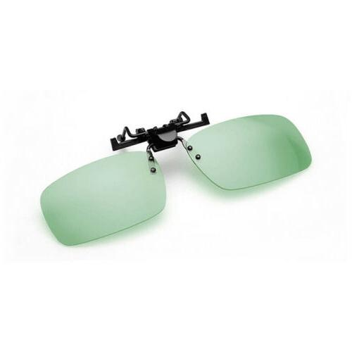 Polarized Night Clip-on Driving