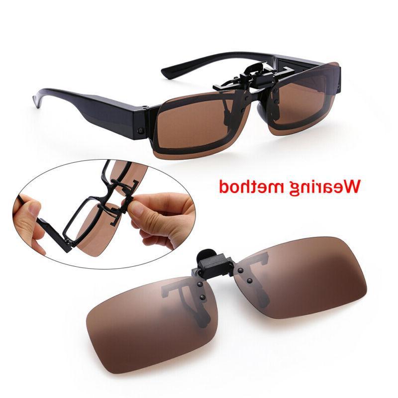 Polarized Glasses Clip On