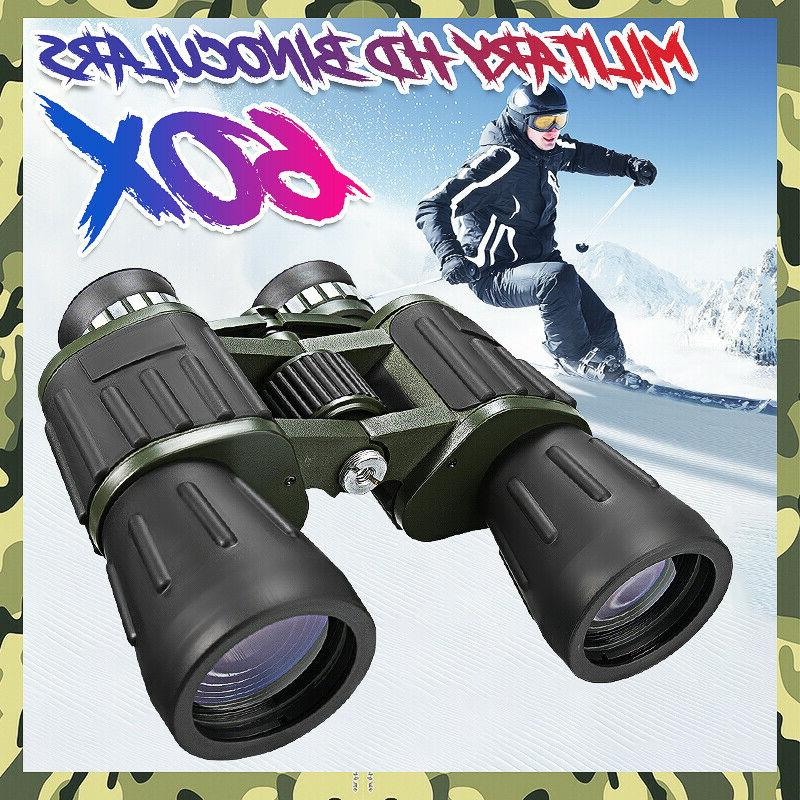 Portable Zoom HD Hunting Camping Telescope Outdoor +