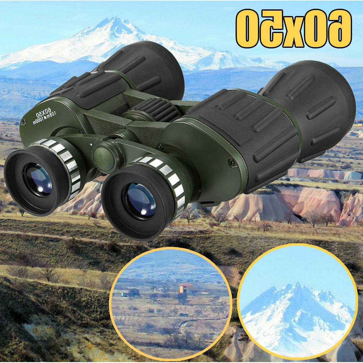 Portable Night HD Binoculars Hunting Telescope +