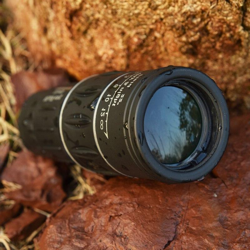 Powerful <font><b>Vision</b></font> Range Binoculars Camping Bird-watching day <font><b>night</b></font>