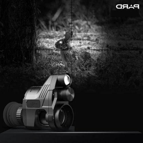PARD NV007 Shoot Gun Hunting Day &Night Vision Optics Scope