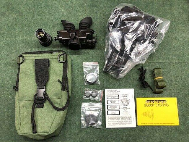 pvs 7 night vision goggle full kit