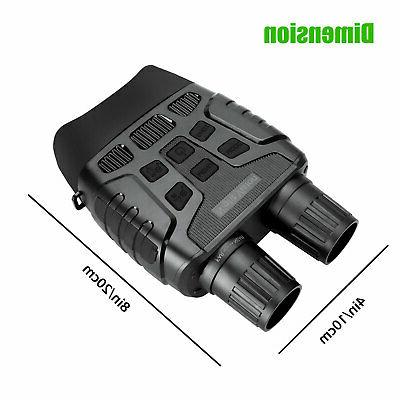 HD Night Vision Infrared Binoculars Scope