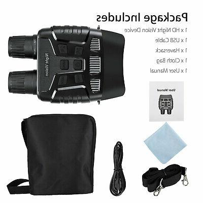 HD Digital Night Vision Binoculars