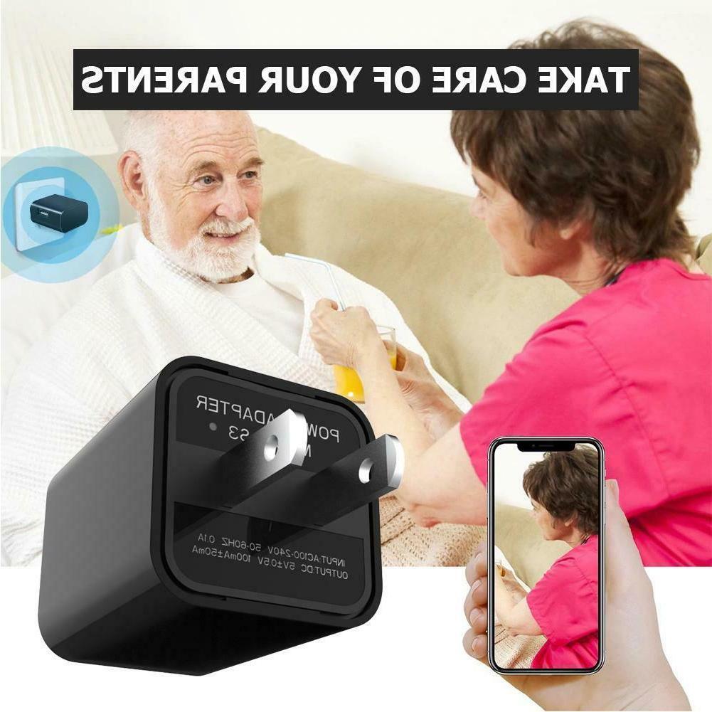 S3 Secret USB Charger Vision TF Card