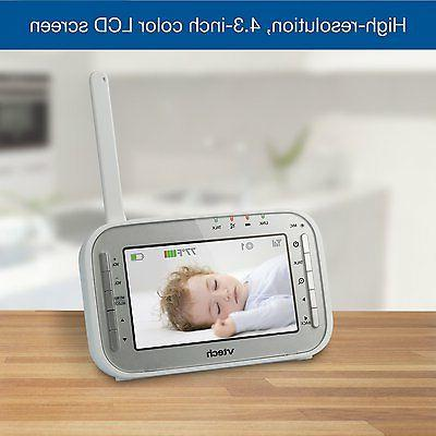 VTech and Sound Expandable Video Monitor - VM342-2