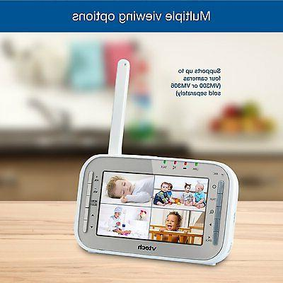 Expandable Digital Video Baby Monitor